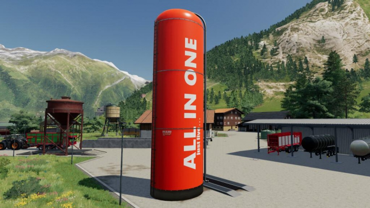 Trending mods today: ALL IN ONE Silo Pack v1.0.0.0
