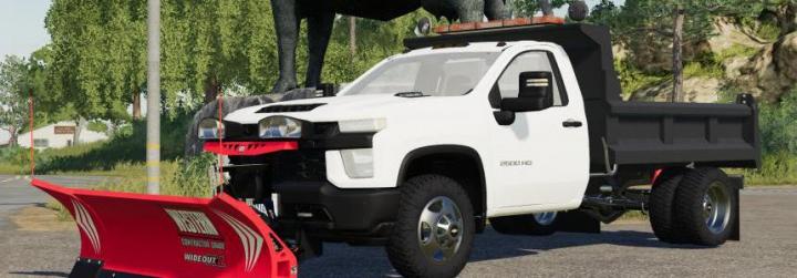 Trending mods today: 2020 Chevy 3500hd Dump Truck