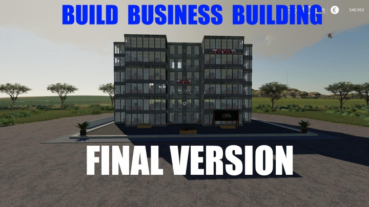 Trending mods today: BUILD A BUSINESS BUILDING Final