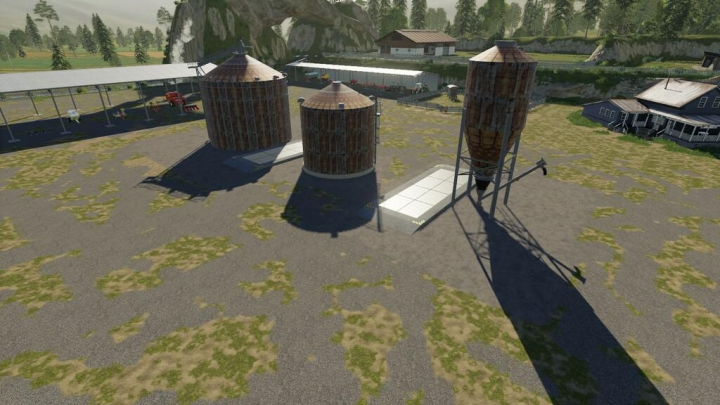 Trending mods today: Rusty Looking Multi-Fruit Silos v1.0.0.0