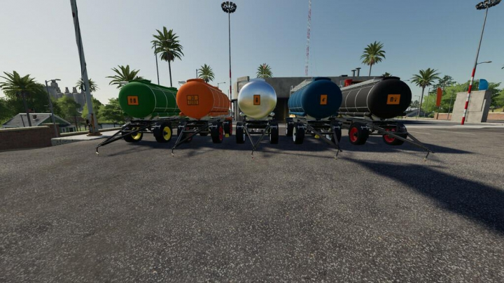 Trending mods today: HS 10.5 Tank Trailers v1.7.0.0