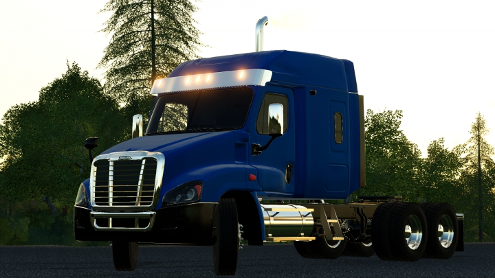 Trending mods today: Freightliner Cascadia