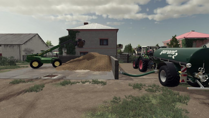 Trending mods today: Manure Plates With A Slurry Tank v1.1.0.0