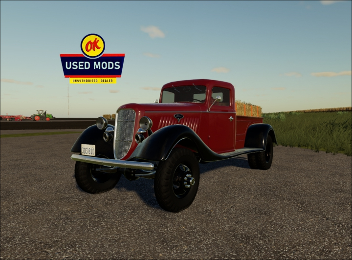Trending mods today: 1935 Ford Truck Dually - By OKUSED MODS