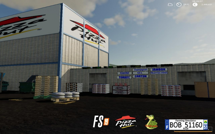 Trending mods today: Pizza Factory v2.0