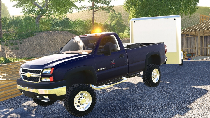 Trending mods today: 2006 Chevy 2500HD Edit