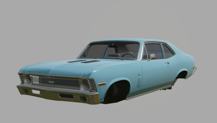 Trending mods today: 1970 Chevrolet Nova SS