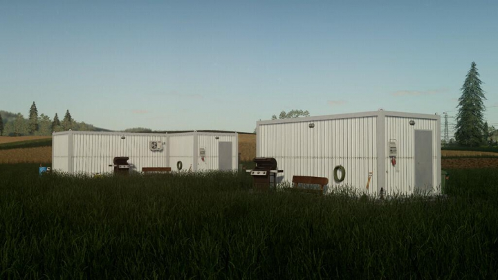 Trending mods today: Residential Container v1.2.0.0