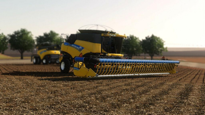 New Holland / Case IH Drapper v2.0.0.0 category: Combines