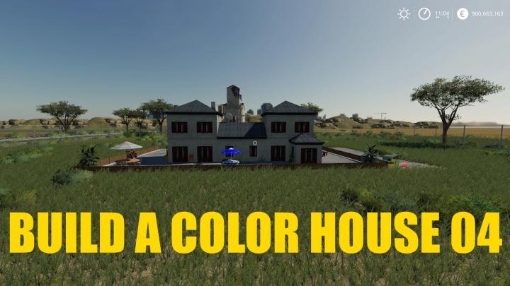 Trending mods today: BUILD A COLOR HOUSE v1.0.0.0