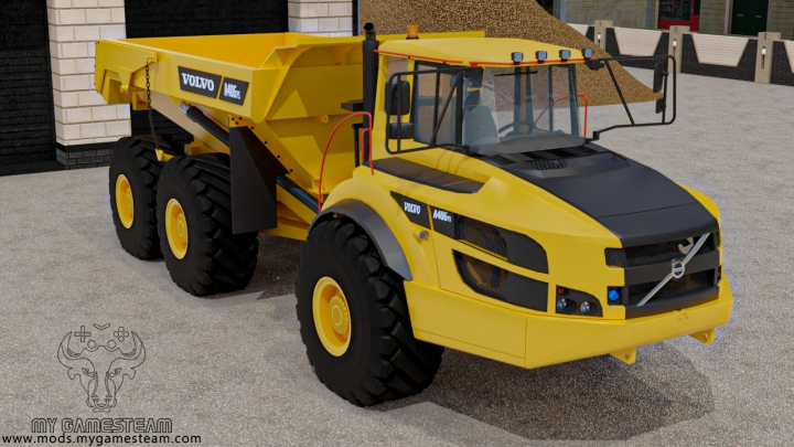 Trending mods today: Volvo A40G FS