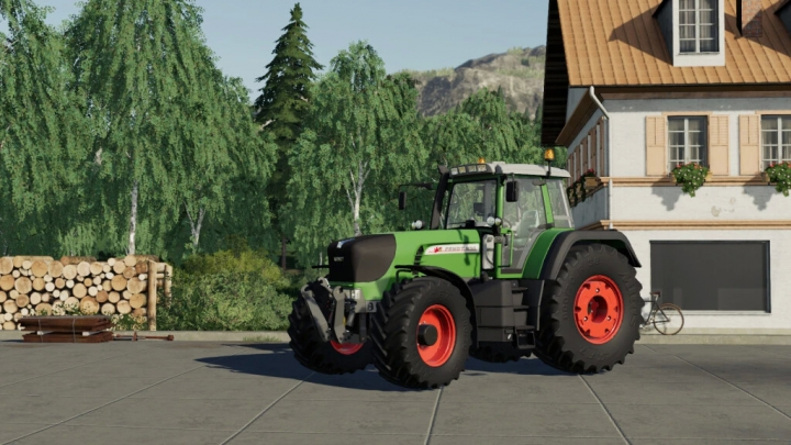 Tractor Soundpack (Prefab) v1.0.0.0 category: Packs