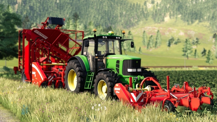 Grimme Rootster 604 v1.0.0.0 category: Cutters