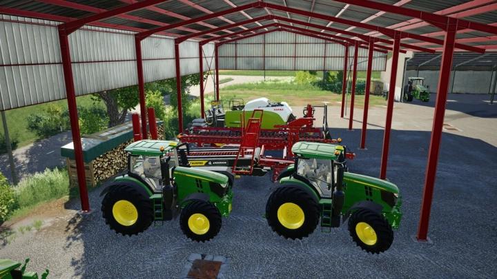 Trending mods today: Legrand Agricultural Awning v1.0.0.0