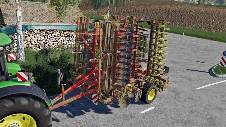 Tools Vaderstad Carrier XL 825 v1.0.0.0