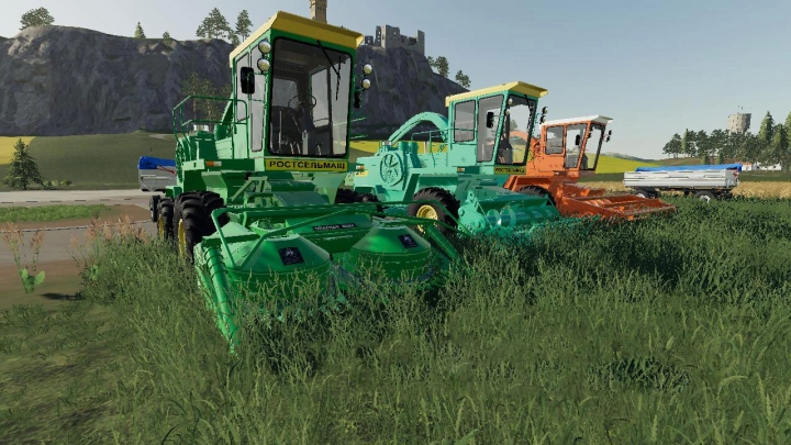 DON 680 v1.1.0.0 category: Combines