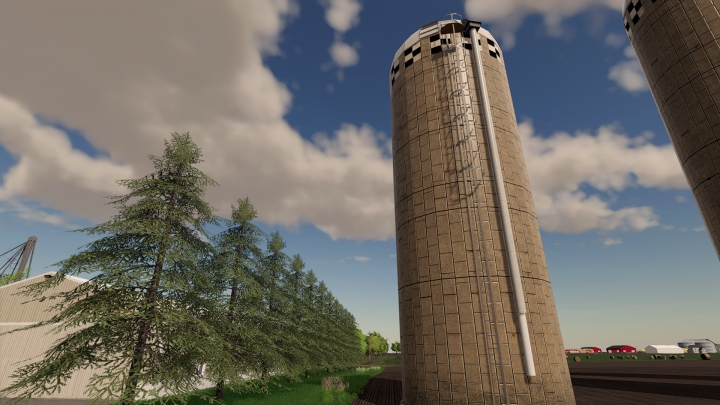 Trending mods today: 60' Stave Silo