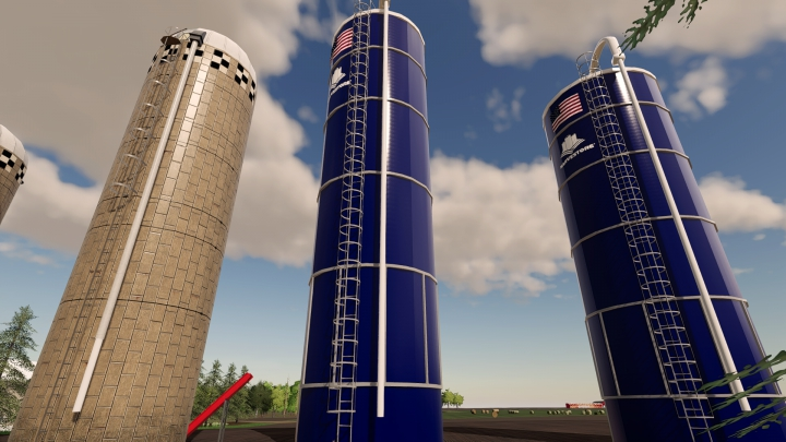 Trending mods today: 80' Stave Silo