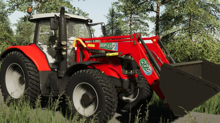 Trending mods today: MP-Lift Frontloaders v1.0.0.0