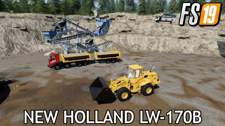 Trending mods today: New Holland LW-170B