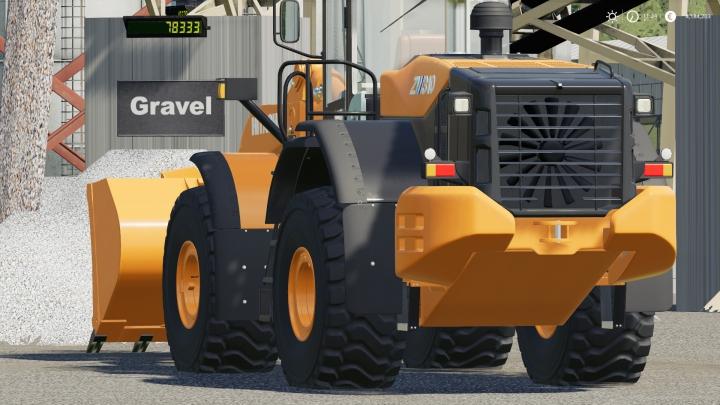 Trending mods today: Hitachi ZW-310 Wheel Loader v1.0