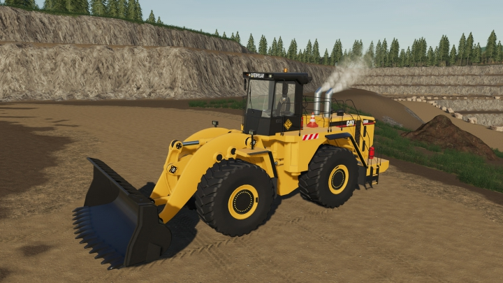 Trending mods today: CAT 990H Mining Loader