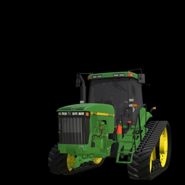 John Deere 8000T-8010T category: Tractors