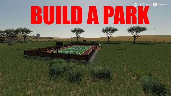 Trending mods today: BUILD A PARK v1.0.0.0