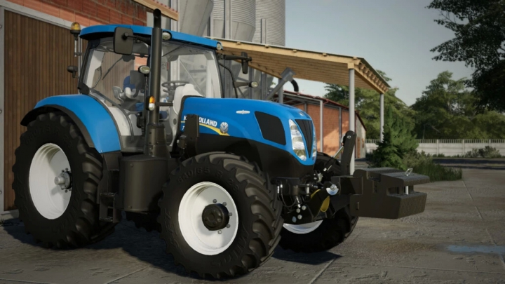 Trending mods today: New Holland T7 2011 Series v1.0.0.0