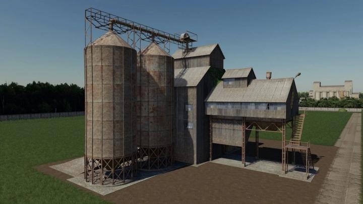 Trending mods today: Grain Elevator v1.0.0.0