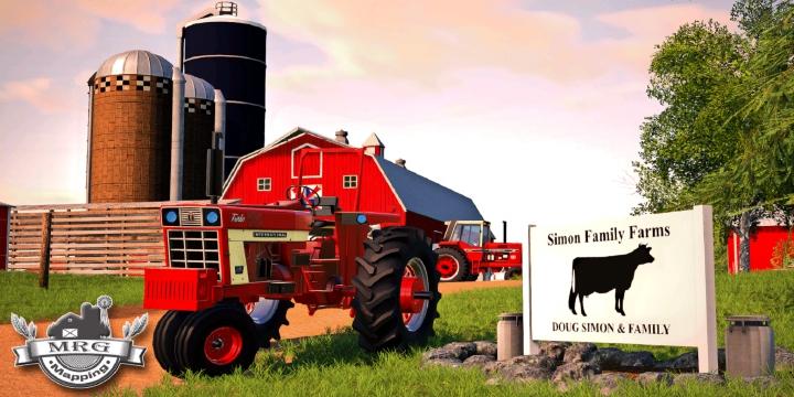 Simon Family Farms Public Beta category: Maps