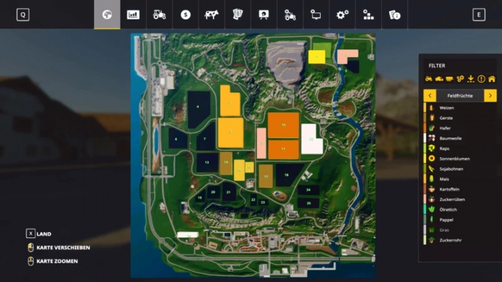 AutoDrive for Konigsberg courses v1.0 category: Maps