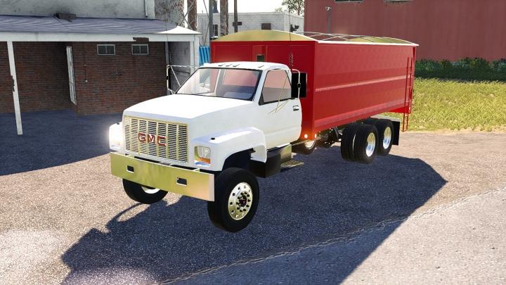 Trending mods today: GMC Grain Truck