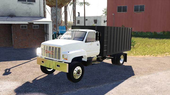 Trending mods today: GMC Single Axle Grain Truck