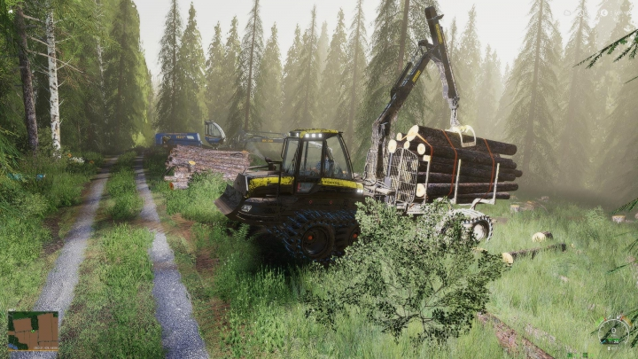 Geiselberg Forestry V2 Edition  category: Maps