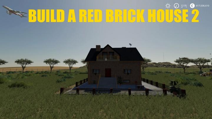 Trending mods today: BUILD A BRICK HOUSE 2 v1.0.0.5