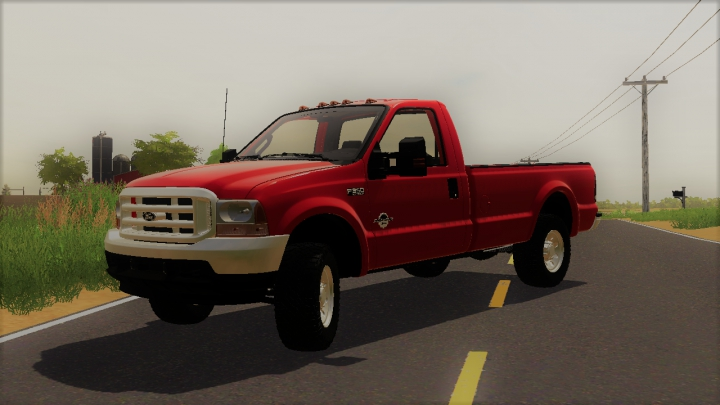 Ford F-350 Superduty category: Cars