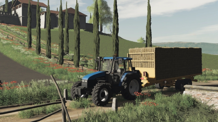 Trailers Rigual PLT-600 (Autoload) v2.0.0.0