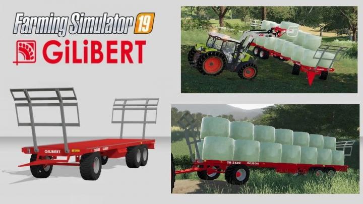 GILIBERT TR 3130 (Autoload) v2.0.0.0 category: Trailers