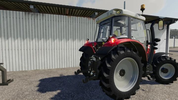 Tractors Massey Ferguson MF5600 v1.0.0.0