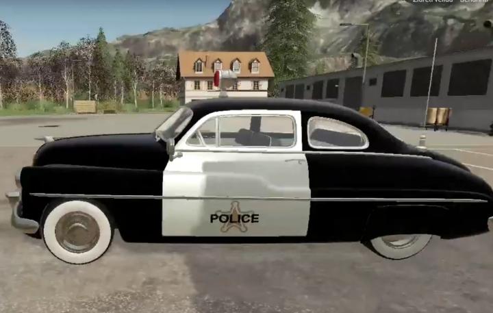 Cars Mercury Eight 1949 V2.0.0.0