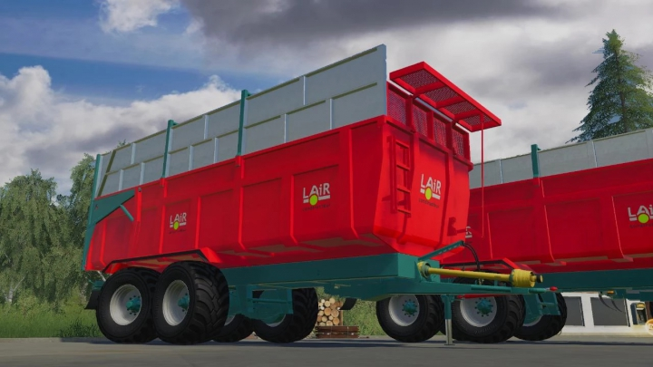 Lair 24T Trailer v1.0.0.0 category: Trailers
