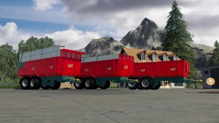 Trailers Lair 24T Trailer v1.0.0.0