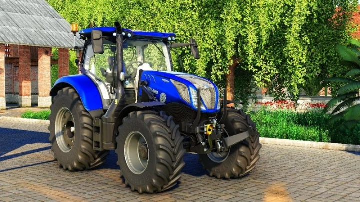 New Holland T6 Series EDIT v1.0 category: Tractors