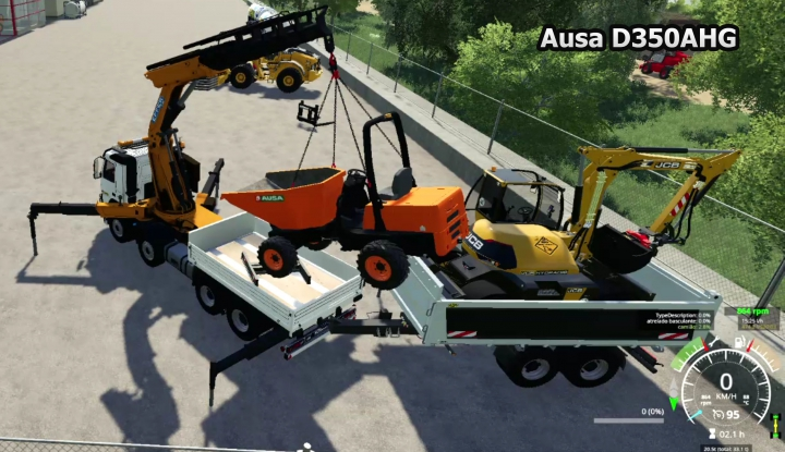 AUSA D350AHG  category: Other