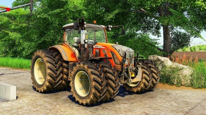 Fendt 714-724 vario S4 v1.0.0.0 category: Tractors