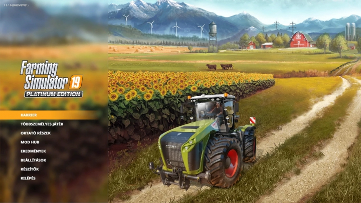 FS17 Background theme For FS19 v1.0 category: Other