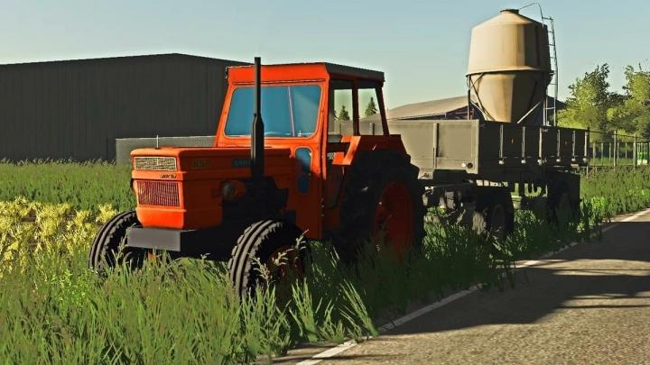 Fiat Someca 850 v1.0.0.0 category: Tractors