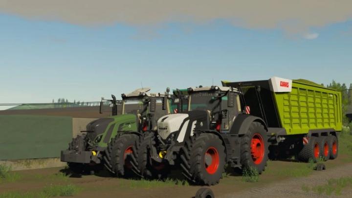 FENDT 900 VARIO S4 Jukka v1.0.0.0 category: Tractors