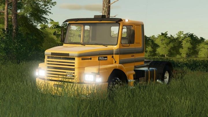 Scania T Serie 2 Brazil v1.0.0.0 category: Trucks